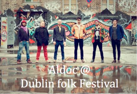 Aldoc at Dublin Folk Festival
