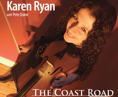 Karen Ryan solo CD